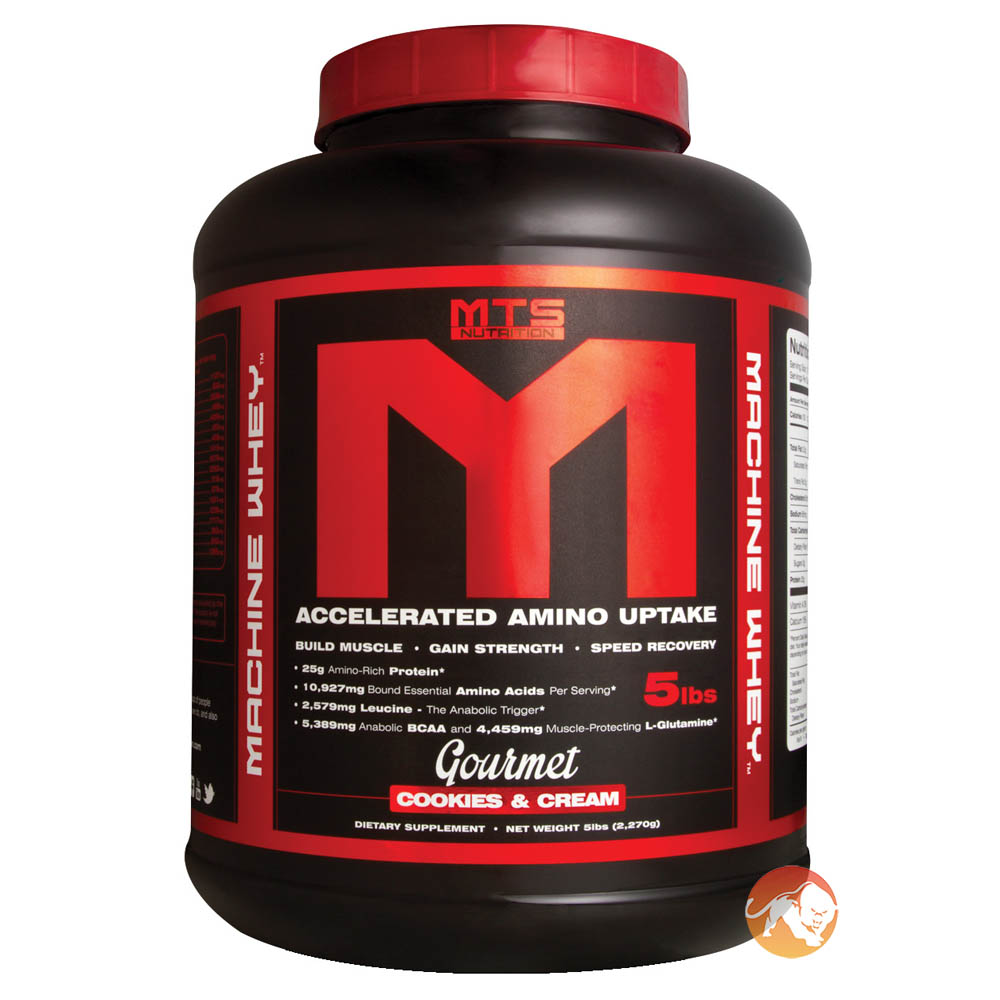 Similar to MTS Nutrition Machine Whey Protein