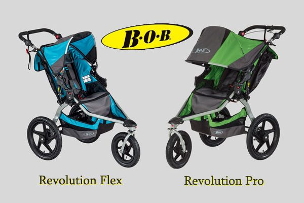 Baby stroller similar to Bob Revolution