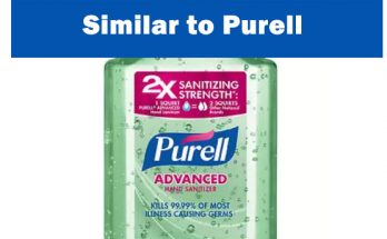 Hand Sanitizers Similar to Purell