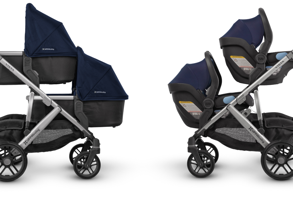 Baby Strollers Similar to UPPAbaby VISTA Stroller