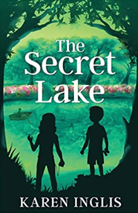 The Secret Lake is a great book similar to The Girl Who Drank the Moon